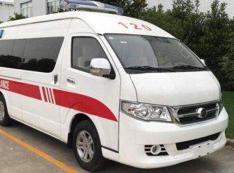 Capital Market Committee ambulance