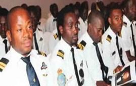 sack pilots NAAPE