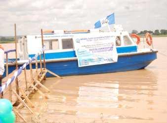 36-seater boat Kebbi