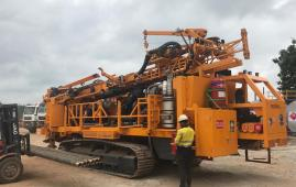 Geodrill Drill rig