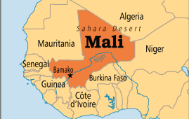 Mali Sahel transitional President