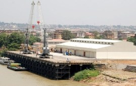 Onitsha River Port