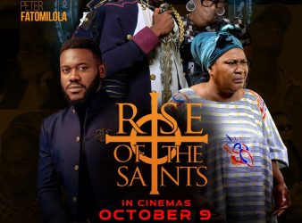 Rise of the Saints