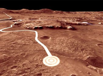 picture of Mars