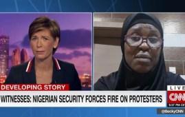 Aisha Yesufu CNN