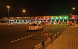 Lekki Toll Gate Lights