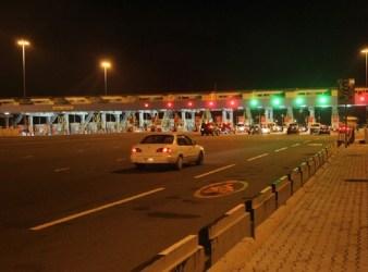Lekki Toll Gate Lights