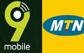 MTN 9mobile national roaming service