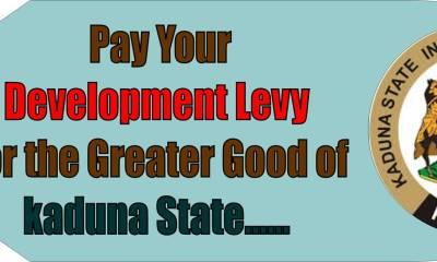 Kaduna development levy