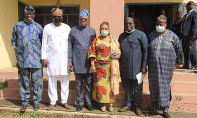 South West SUBEB Chairmen