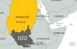 Sudan and Red Sea