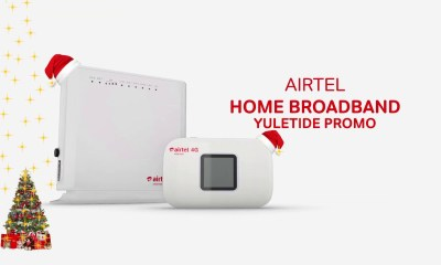 Airtel Home Broadband Routers