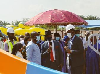 Park Vega Waterpark Launch