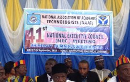 National Association of Academic Technologists NAAT