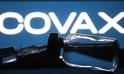 Ghana Covax Delivery