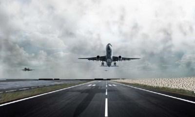 Lagos Airport Runway