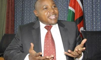 Kenya Peter Mathuki