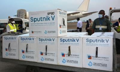 RusAl Sputnik V Guinea