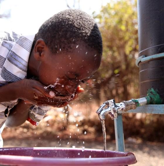 children Access to Clean Water