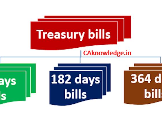 364-day treasury bills