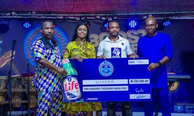 Nigerian Breweries Progress booster business plans