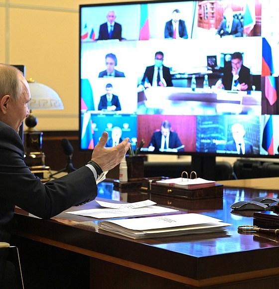 Putin French Investment