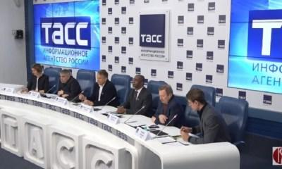 Russkiy Mir - Organiser Russia- Africa Media Conference