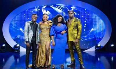 Nigerian Idol top 4