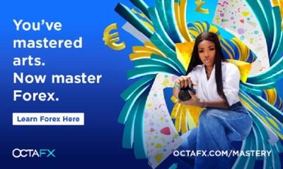 Forex OctaFX Trading app