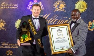 Geodrill Millennium Excellence Award