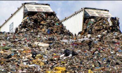 Wastes Landfill