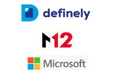 Definely M12 Microsoft Legal tech