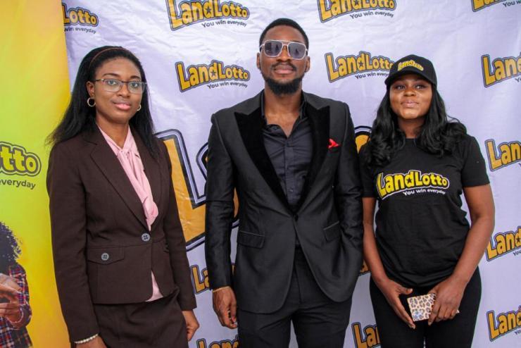 Tobi Bakre LandLotto Ambassador