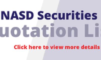 Alternative Bourse NASD Securities