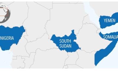 Nigeria South Sudan