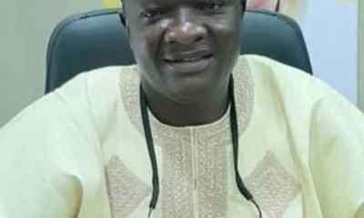 Oyo Commissioner for Agriculture Adeniyi Adebisi