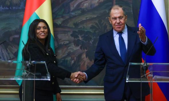 Russia Guinea-Bissau Economic Ties