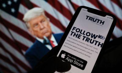 donald trump TRUTH Social