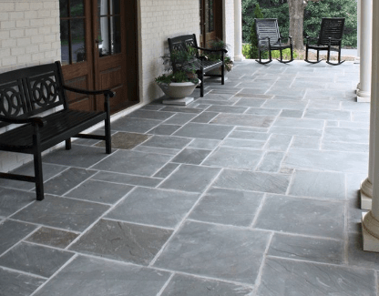 style your outdoors with ceramic tiles