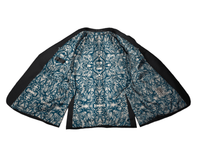 Art Paisley Blue