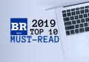 Τα 10 καλύτερα άρθρα μας για το 2019