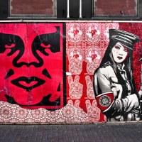 Бренд Obey и его создатель Шепард Фейри - один из богатейших художников стрит-арта и обладатель таланта создавать бренды