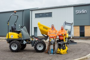 Local plant machinery company launches new website