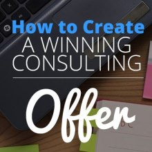 create a winning coaching offer