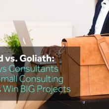 Small Consulting Firms Add Value