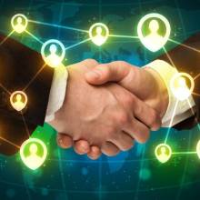 Online and In-Person Networking