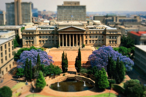 Best university in South Africa rankings