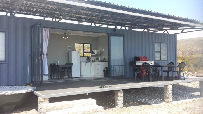 SquareElephant - Here's what it's like to live in a R260,000 South African container home
