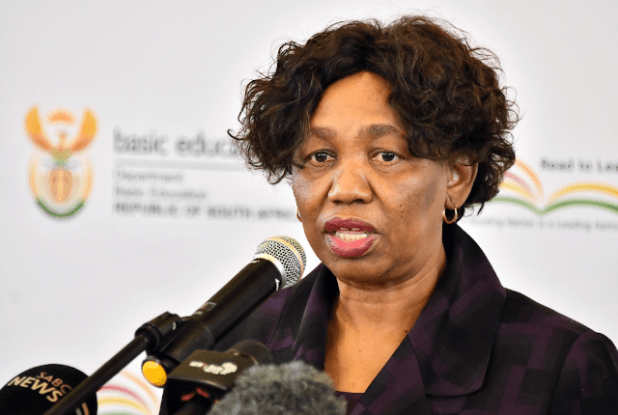 Angie Motshekga - 5 necessary issues taking place in South Africa at present