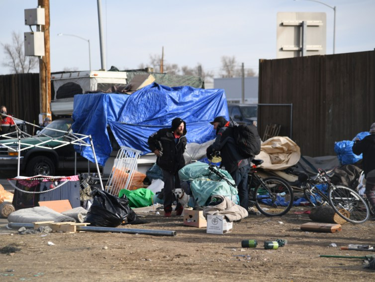 Denver entrepreneur wants to test a monthly basic income for the city's homeless